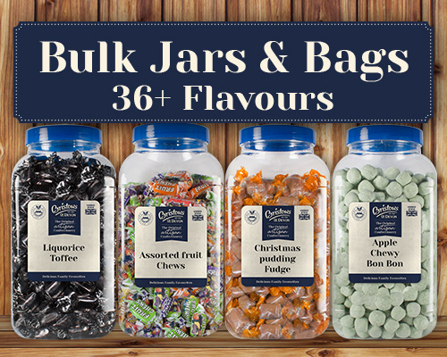 Bristows Bulk Jars & Bags